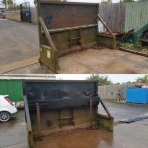 custom fabricated storage box somerset