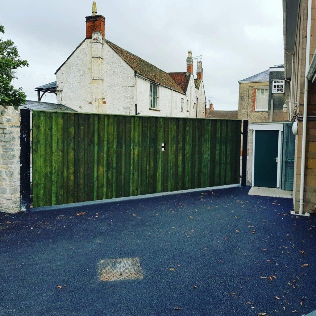 custom fabricated gates glastonbury
