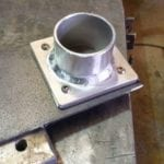 Somerset Fabricators Aluminium Manifold