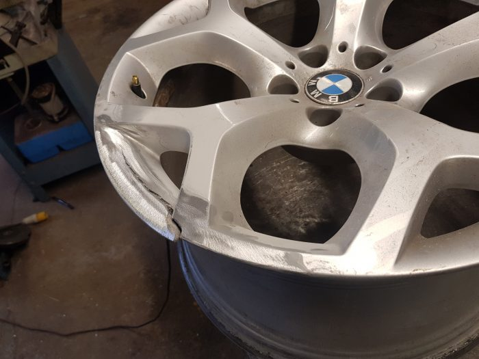 Alloy Wheel Repair Glastonbury