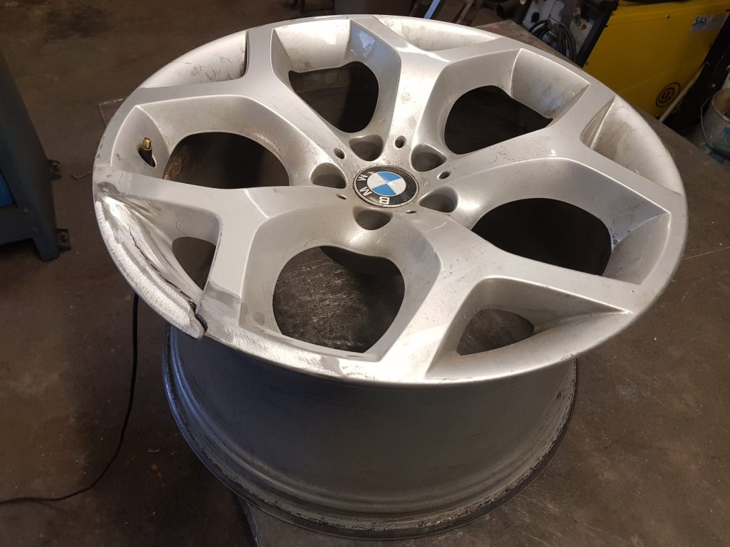 Alloy Wheel Crack Repairs SAS Welding Services