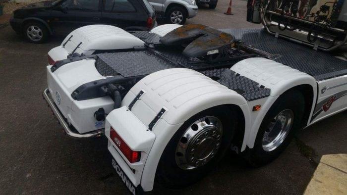 custom chassis infill - slimfill somerset