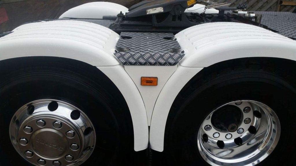 Custom Truck Mini Fill