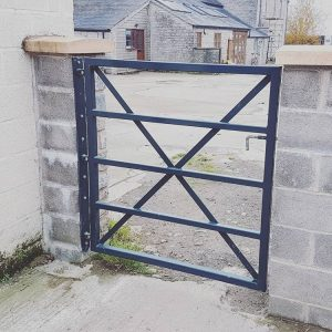 SAS Fabricated Farm Gate