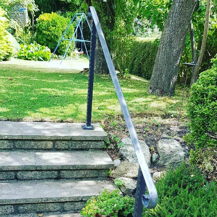 Custom Handrail Fabrication Somerset