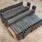 Custom Fabricated Stillages at SAS Welding Services in Somerset