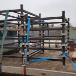 Bespoke Fabricated Stillages at SAS Welding Services