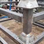 SAS Welding Services fabricated stillages