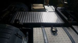 custom fabrication catwalk