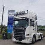 SAS Welding Services complete another Truck Transformation in Glastonbury, Somerset