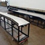 Fabricated Work Benches, Glastonbury Somerset