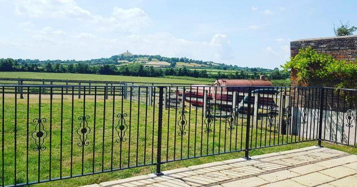gates railings fabricated glastonbury somerset