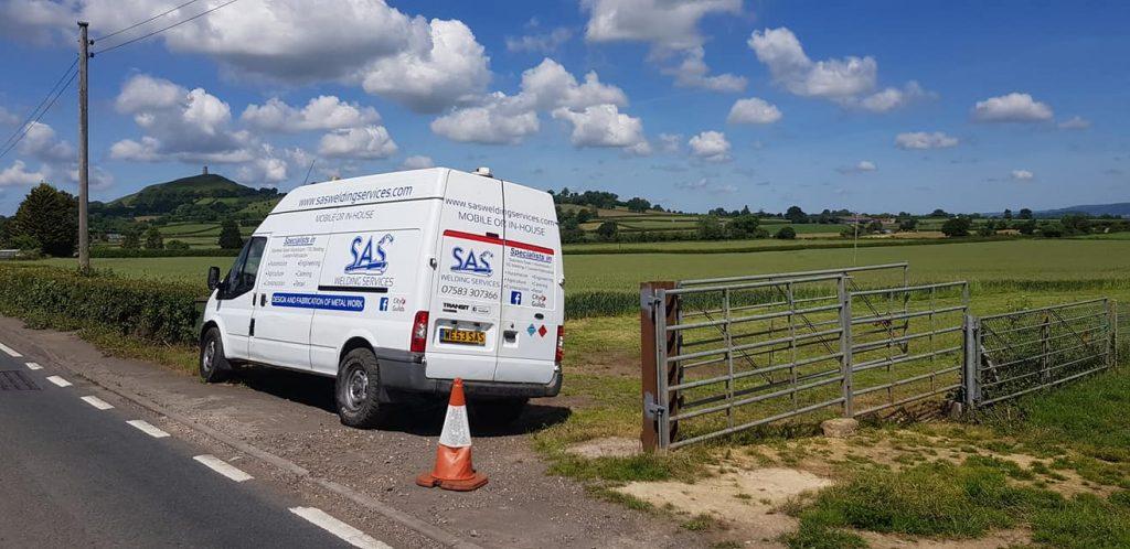 Glastonbury Fence Mobile Welding