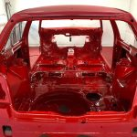Golf GTI Paint Job at SAS Welding Services in Glastonbury