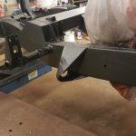 Land Rover Defender 90 Restoration at SAS Welding Services