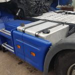 Lorry Fuel Tank Repairs at SAS Welding Services in Somerset