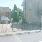 wrought iron gates made and installed