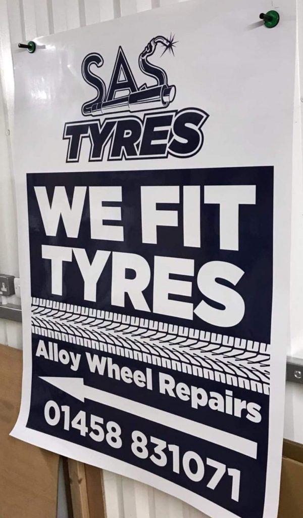 SAS Tyres Glastonbury