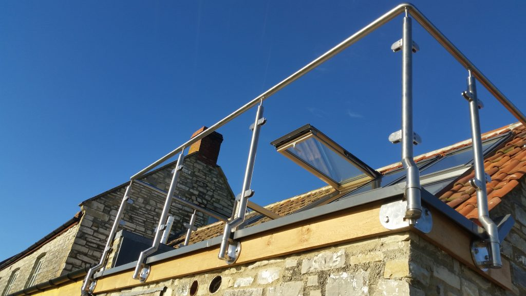 SAS Welding Services Balcony Installtion Somerset