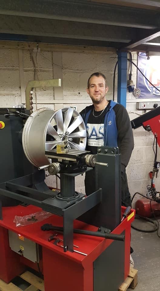 SAS Welding Services Wheel Straightening Glastonbury, Somerset