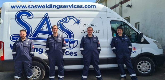 sas welding services team glastonbury