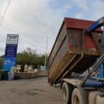 Skip Repairs from SAS Welding Services, Glastonbury, Somerset