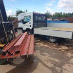Steel Beams supplied in Glastonbury, Somerset