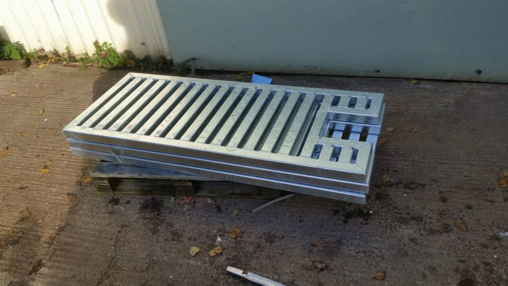 Heavy Duty Drain Covers Fabricated Somerset