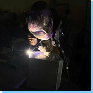 TIG Welding Somerset