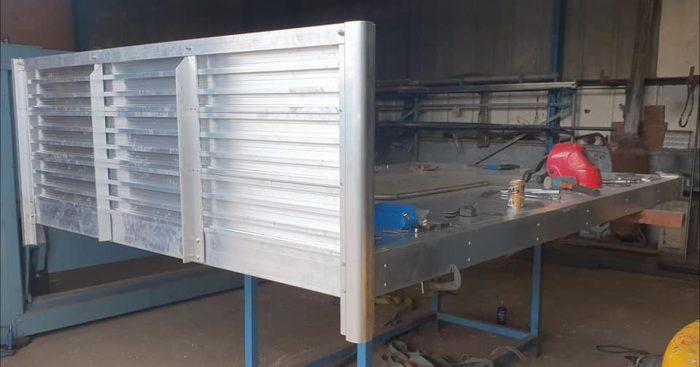 Tipper Body Fabricated Glastonbury