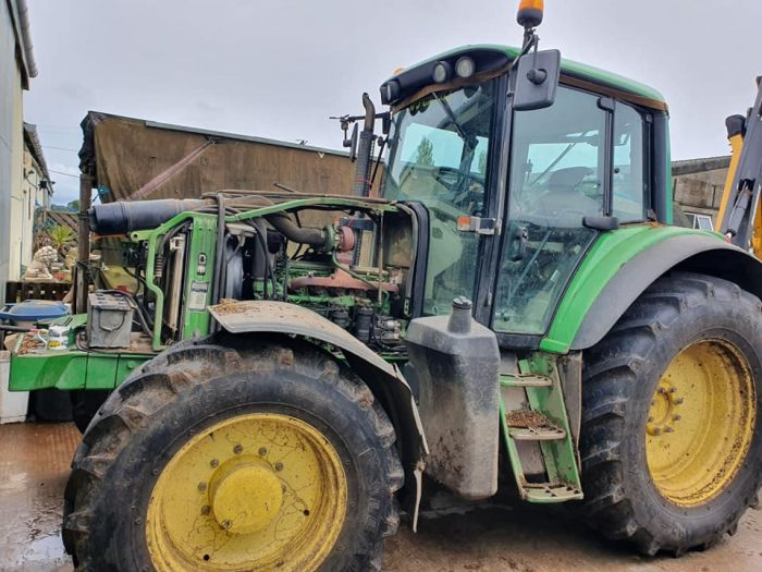 Tractor Repairs in Glastonbury